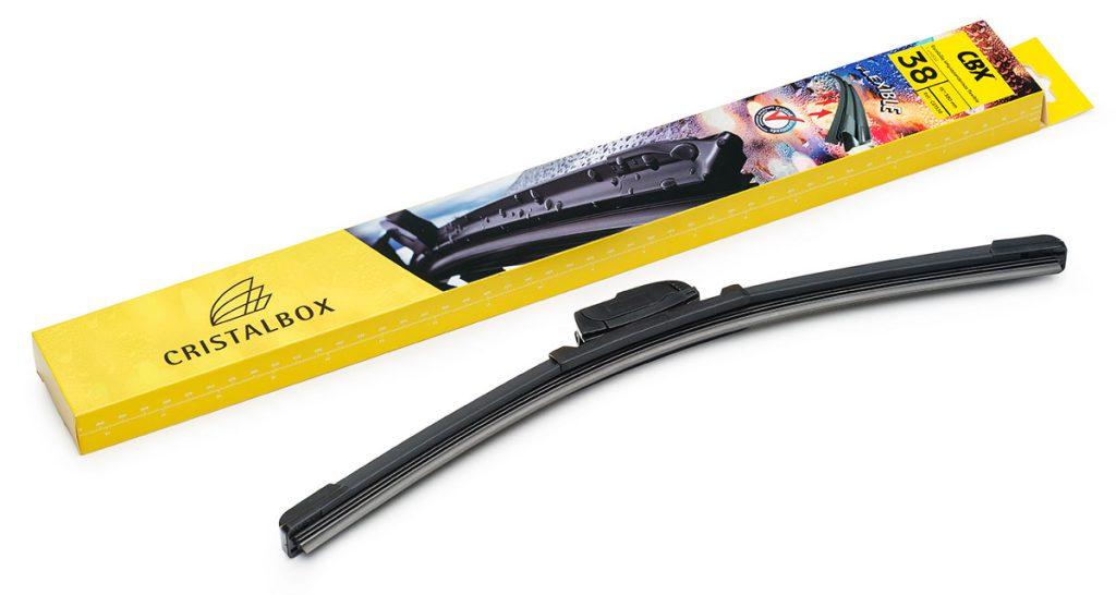 limpiaparabrisas CBX® de Cristalbox